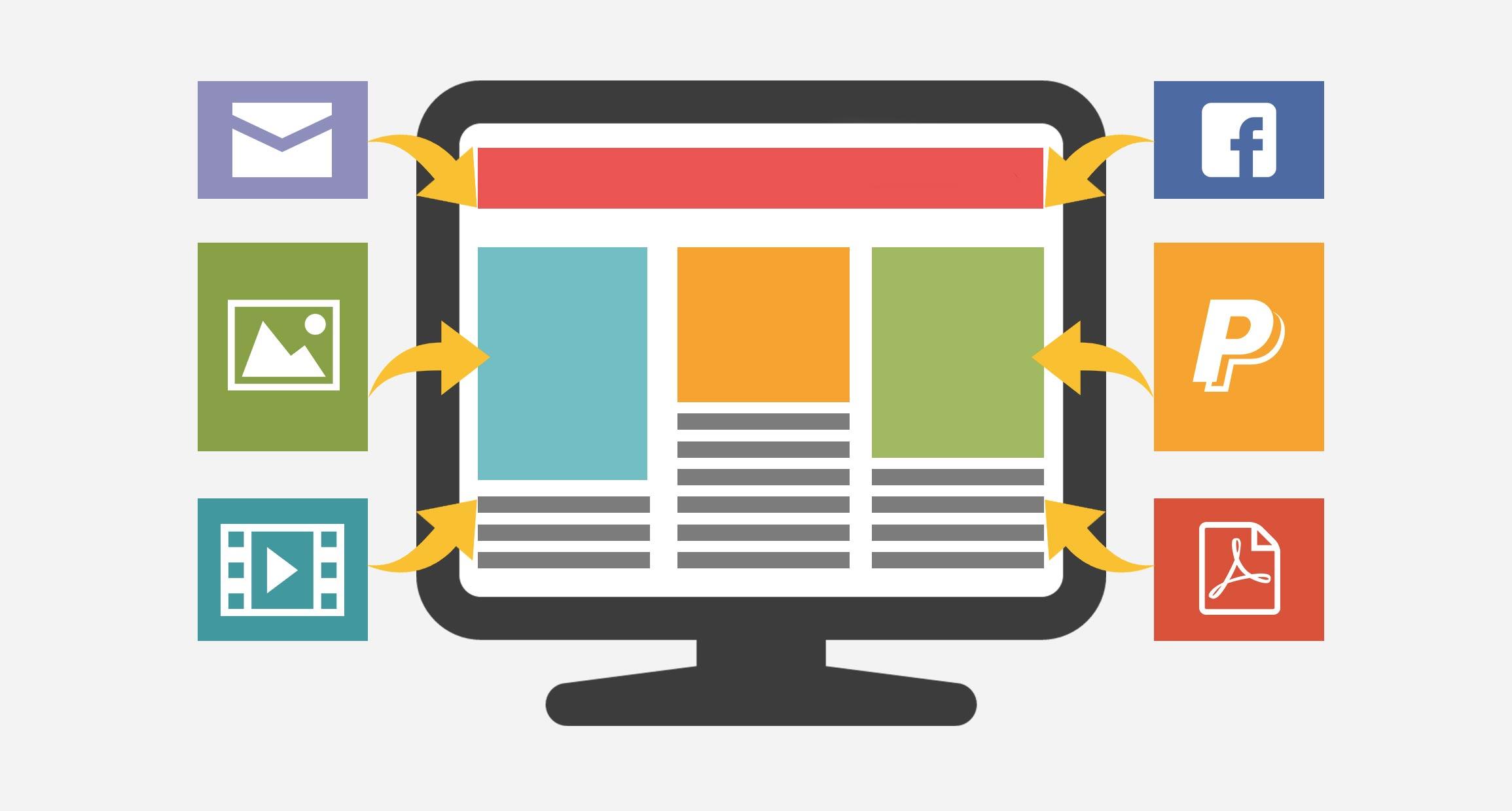 Come creare un sito web in pochi gesti e da soli